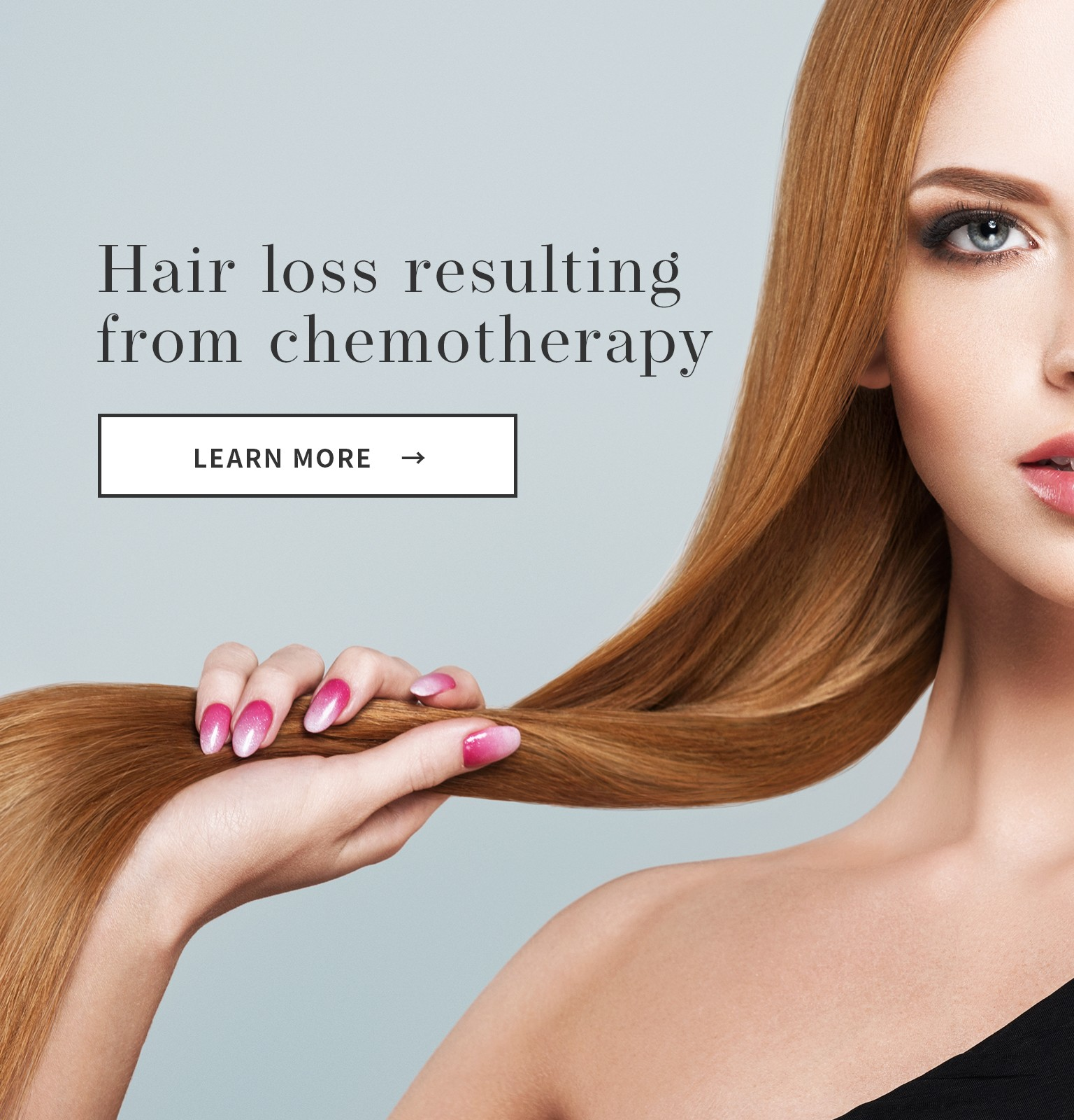 Hair loss resulting from chemotherapy