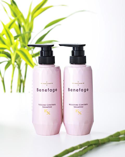 Benefage Volumizing Shampoo EX V5