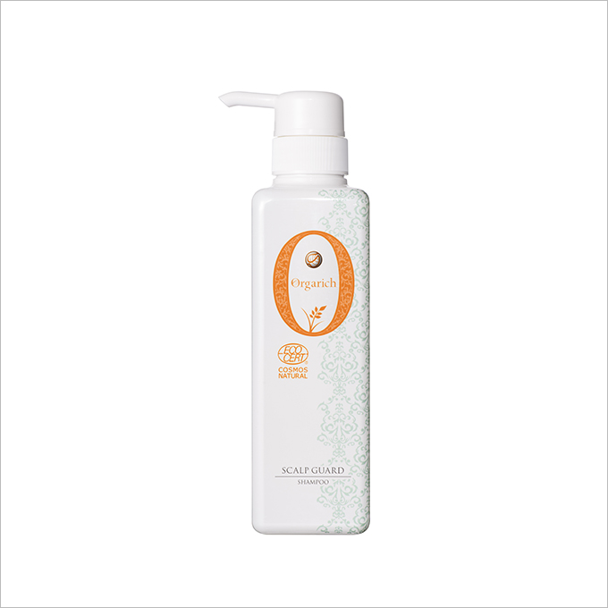 Scalp Guard Orgarich Shampoo