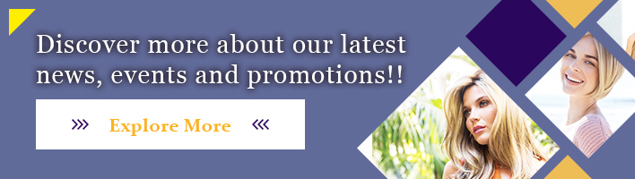 Discover more about our latest news, events and promotions!!