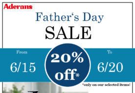 Treat Dad and Yourself too!