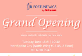 Our new store is OPENING✨